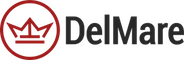"""Чемодан 24"""" SMD 6080 (24""""-77/94л)  4 колеса,  полиэстер 600 ден,  шоколад  200906 Санкт-Петербург DelMare Санкт-Петербург"""